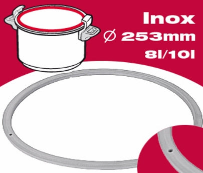 Tefal Sensor 8L Inox Accessory - Seal Optima Stainless Steel - 980549