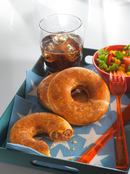 Snack Collection Accessory Plates - Bagels XA8016