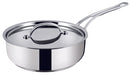 Jamie Oliver by Tefal Premium Stainless Steel Induction Sautepan 24cm