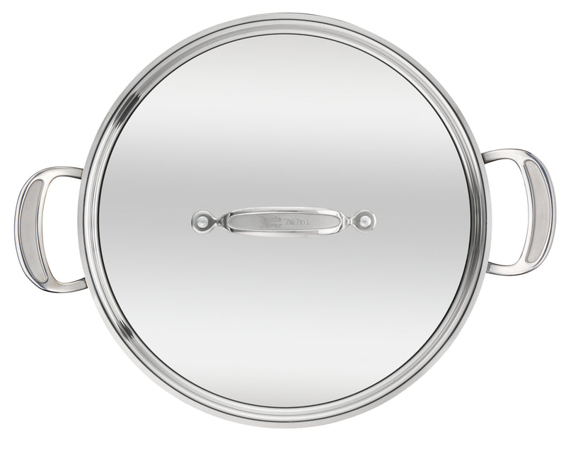 Jamie Oliver by Tefal Premium Stainless Steel Induction Shallow Pan 30cm