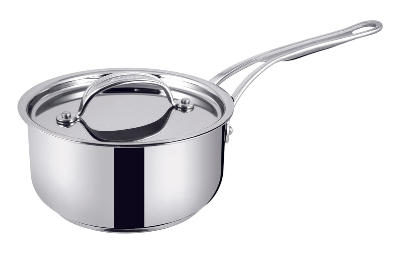 Jamie Oliver by Tefal Premium Stainless Steel Induction Saucepan 16cm