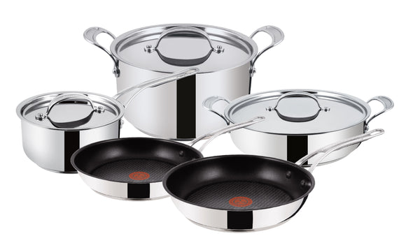 Jamie Oliver Premium Stainless Steel 5 piece Set