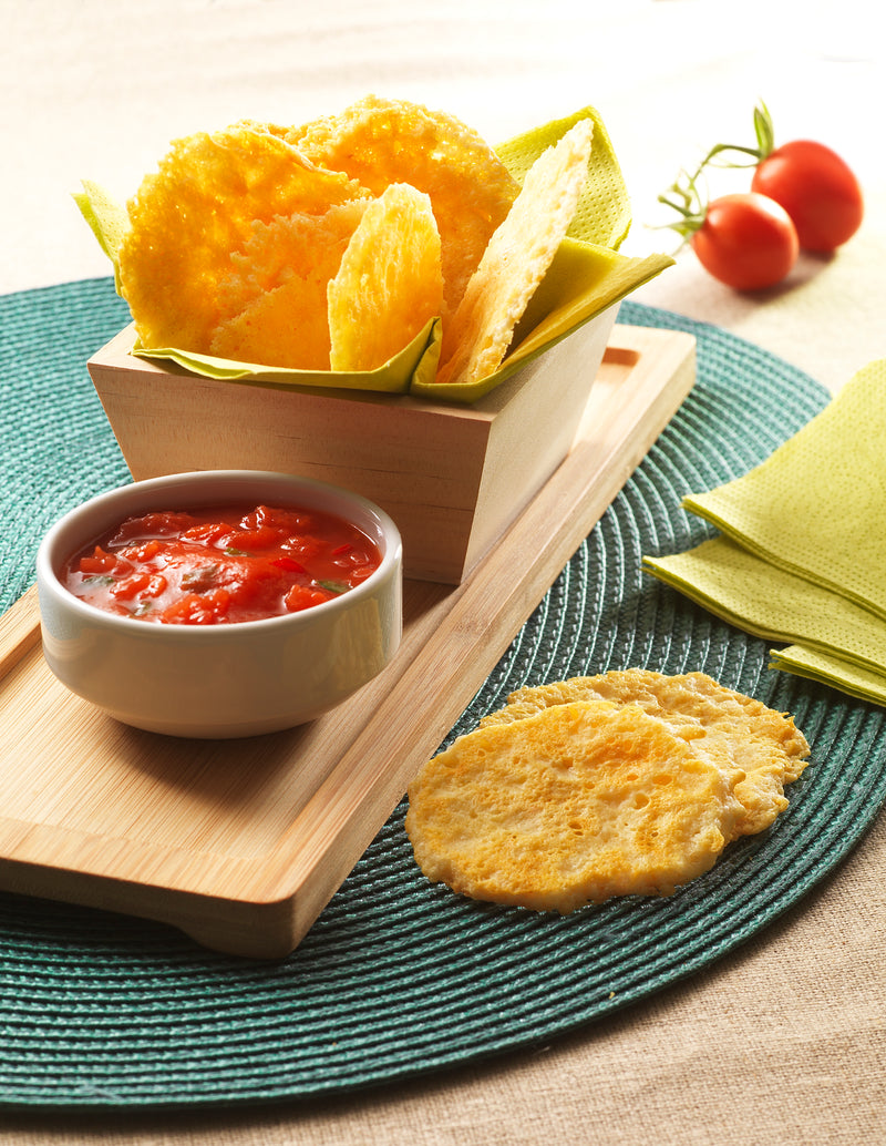 Snack Collection Accessory Plates - Biscuit XA8014