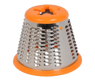 Tefal Fresh Express Max Accessory - Orange Cone Grater / Fine - SS193999