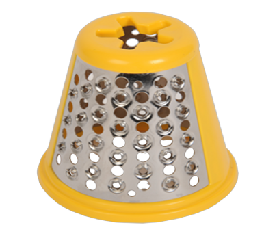 Tefal Fresh Express Max Accessory - Yellow Cone Grater / Cheese - SS194000