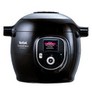 Tefal Cook4me+ Connect Black CY8558 Multicooker & Pressure Cooker