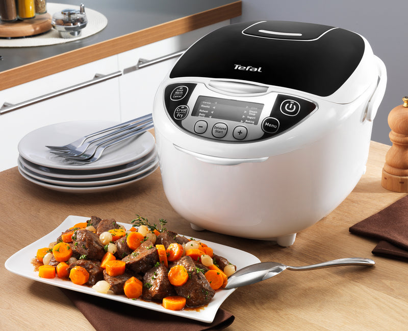Tefal 10 in 1 RK705 Rice & Multi Cooker