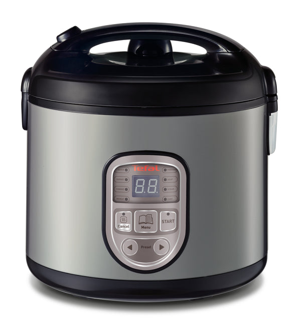 Tefal Smart 8 in 1 Rice & Multicooker RK106
