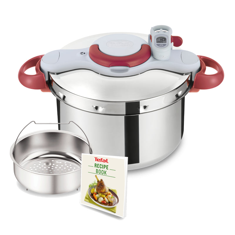 Tefal Clipso Minut' Perfect 9L Pressure Cooker