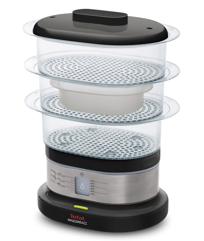 Tefal Mini Compact Series VC1352 Food Steamer