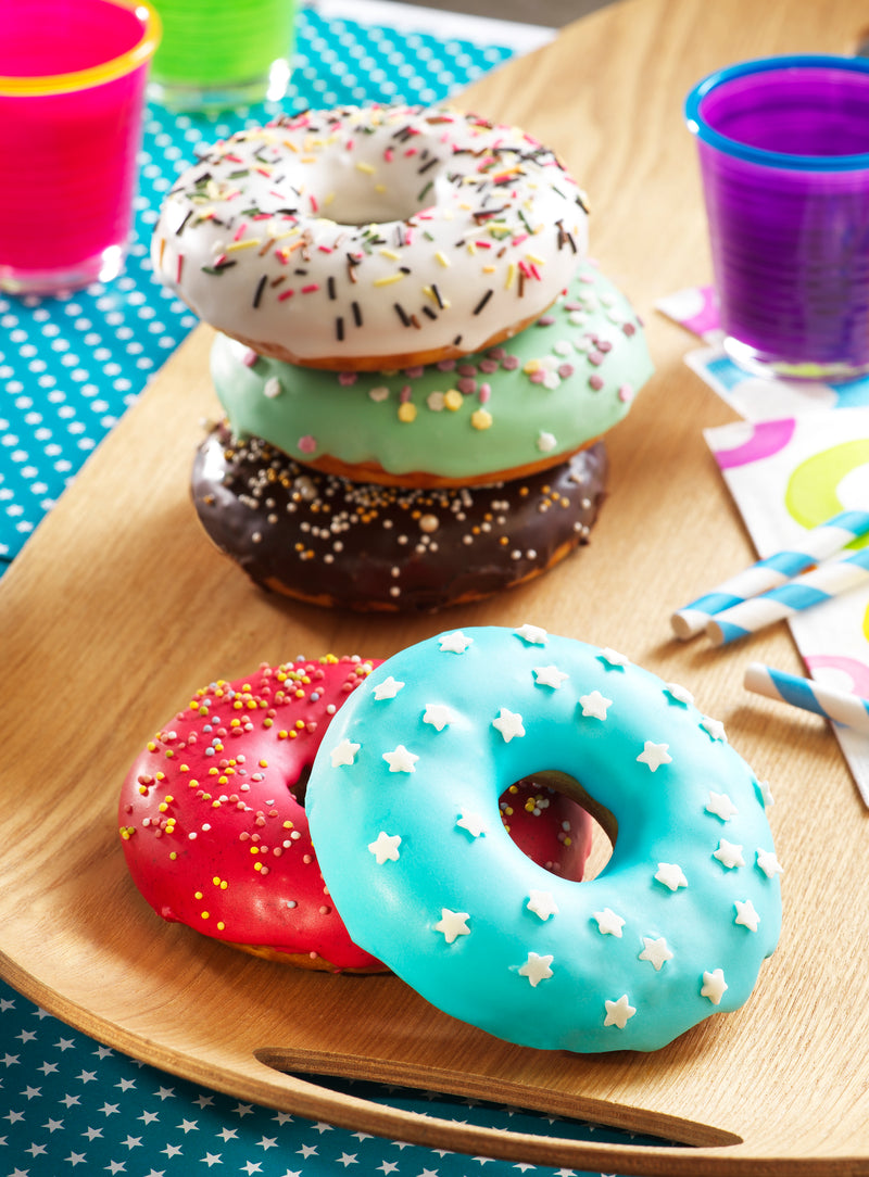 Snack Collection Accessory Plates - Donuts XA8011