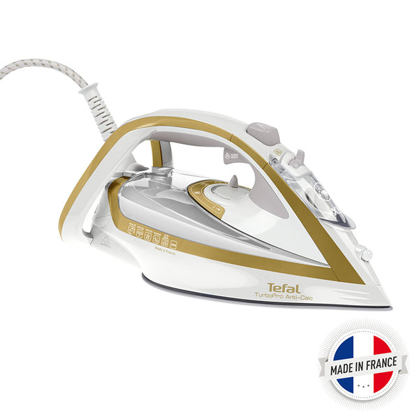Tefal Turbopro Anti-Calc FV5646 Steam Iron