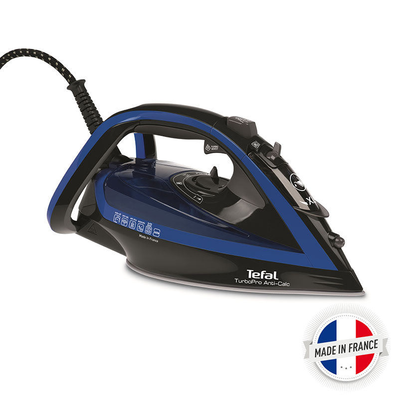 Tefal Turbopro Anti-Calc FV5648 Steam Iron