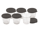 Tefal Cook4me Accessory - Jars with cover/Verrines - XA606000
