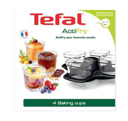 Tefal Actifry Accessory - Baking Cups / Set of 4 - XA7020