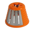 Tefal Fresh Express Accessory - Orange Cone Grater / Small - XF921001