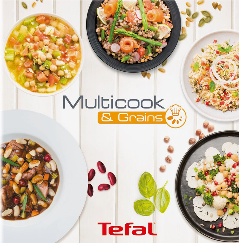 Tefal Multicook and Grains RK900 Rice and Grains Cooker