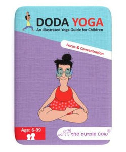 The Purple Cow Doda Yoga_Focus/Concentrate