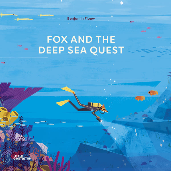 Fox & the deep sea quest