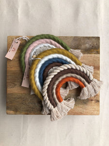 Medium Rainbow Wall Hanging