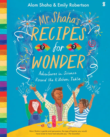 Mr Shaha's Recipes For Wonder