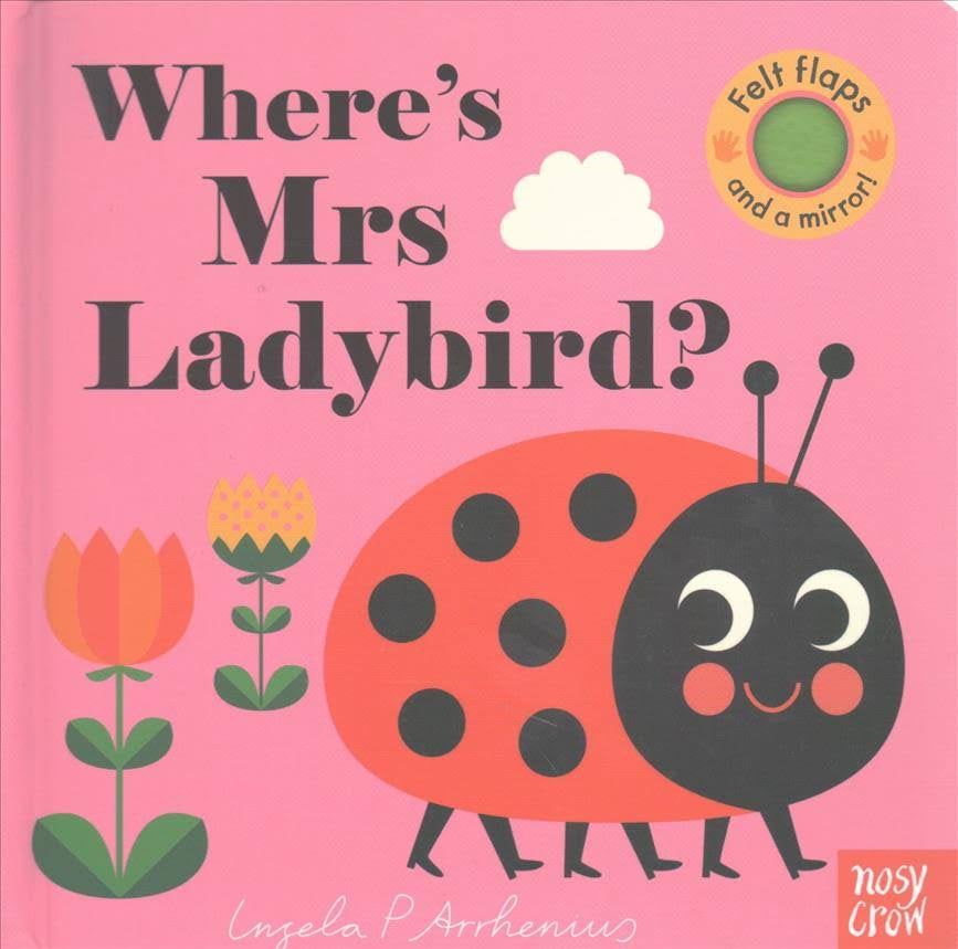 Where's Mrs. Ladybird ?