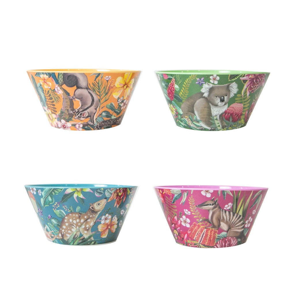 Bowl Set - Exotic Paradiso