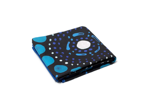 SomerSide XL Towel - Aussie Dreamtime