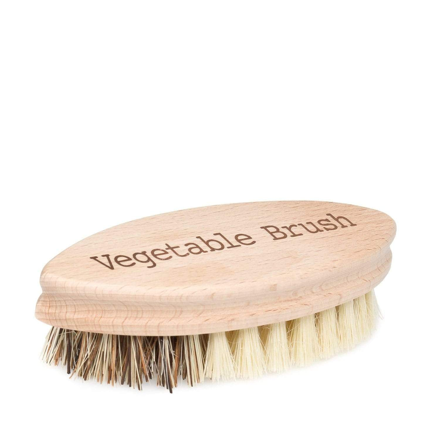 Vegetable Brush - Oval