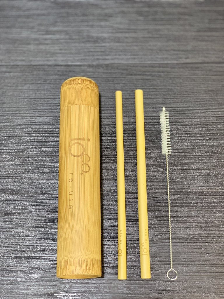 Bamboo Straw Tube