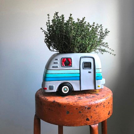 Happy Camper Planter