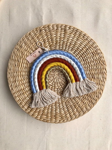 Large Rainbow Wall Hanging