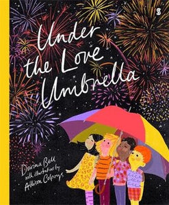Under the love umbrella - Board book edition