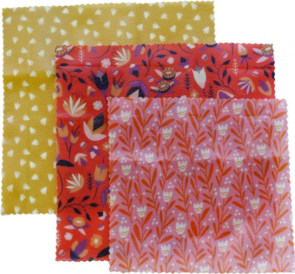 Cheese Beeswax Wrap Pack