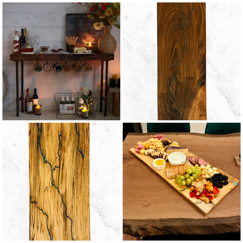 Handcrafted Charcuterie Boards