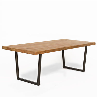 Brooklyn Modern Rustic Reclaimed Wood Coffee Table
