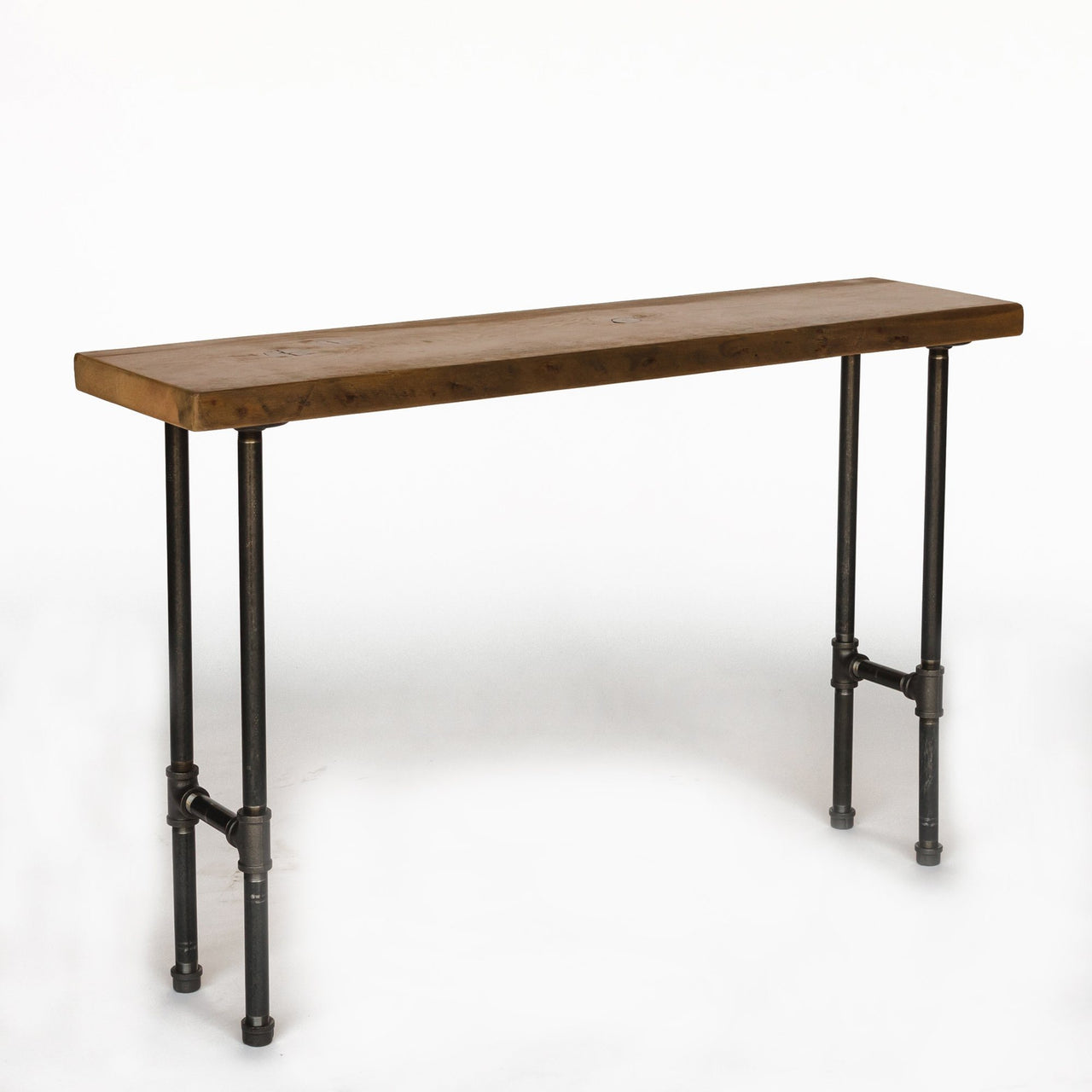 reclaimed wood console table Modern Industry Reclaimed Wood Console Table reclaimed wood console table