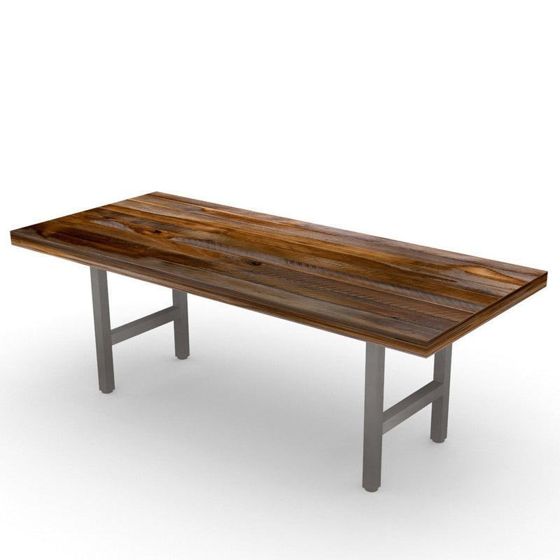 Classic Reclaimed Hardwood Table (choose your style)