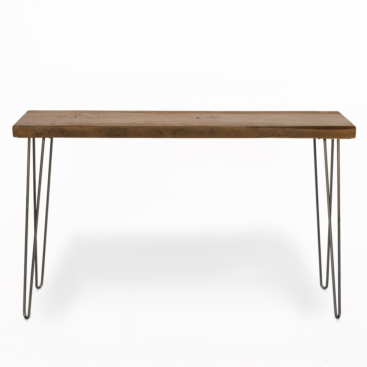 Urban Loft Reclaimed Wood Console Table
