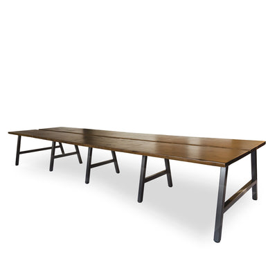 Architect Double Desk for 8