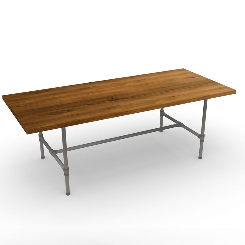 Modern Industry Reclaimed Wood Conference Table