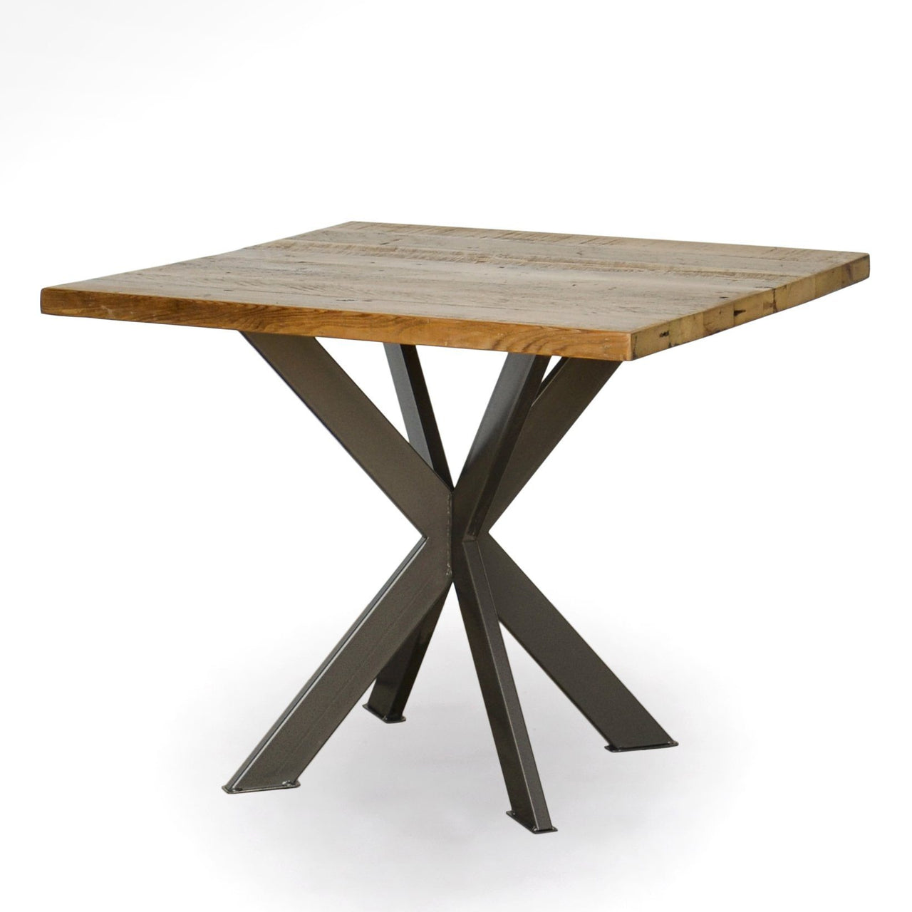 Custom Intersections Dining Table Square