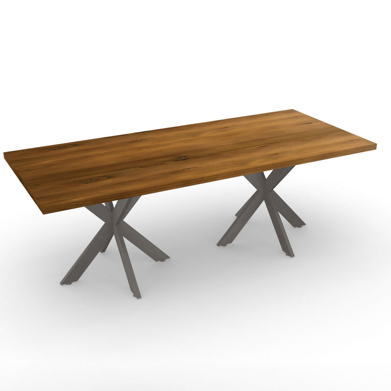 Urban Intersections Pedestal Conference Table