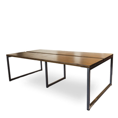 Latitude Double Desk for 4
