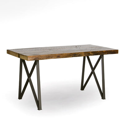 Custom Monarch Reclaimed Wood Dining Table