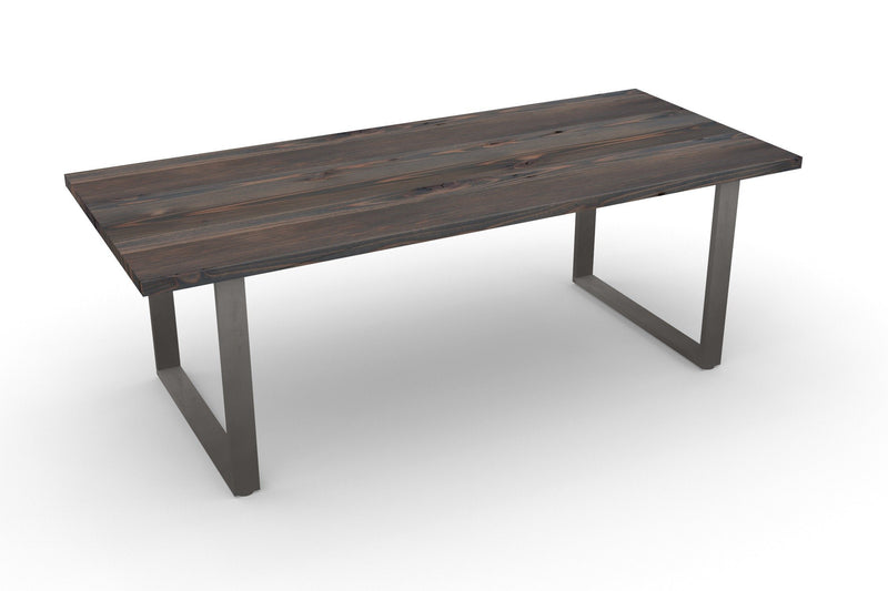 Modern Industry Reclaimed Wood Console Table