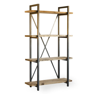 Urban Wood Loft Bookcase