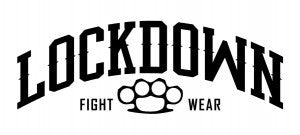 Brand : LOCKDOWN FIGHTWEAR
