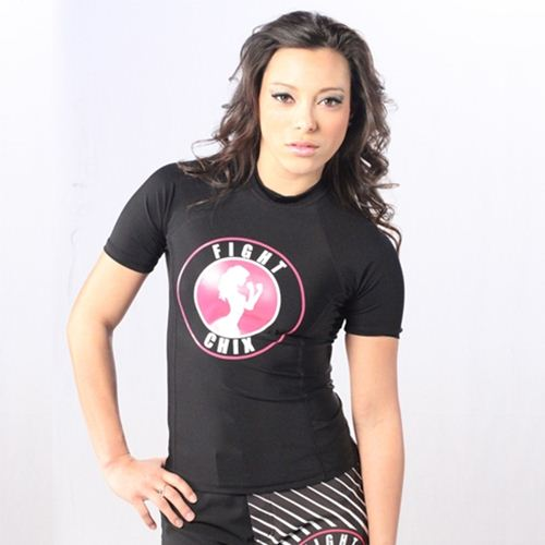 FIGHTCHIX Womens Rashguard