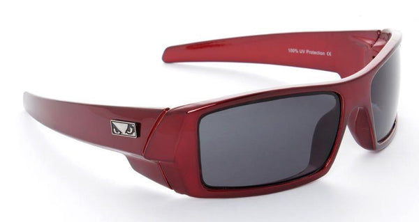 BADBOY Phantom Sunglasses - Red Edition